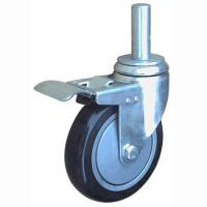 China 8 Universal Rubber Pneumatic Wheel on sale