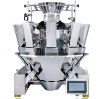 China multi head weigher packing machine,automatic multihead combination weigher on sale