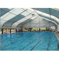 China Swimming Outdoor Sports Tent Polygonal Tear Resistant Customized Design Available on sale