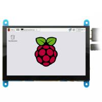 China 5.0 Inch 800x480 Raspberry Pi HDMI Capacitive Touch LCD Monitor Display For PC TV Boxes Xbox360 SONY PS4 on sale