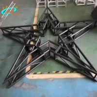 Best Customized 290 X290mm Star Arch Truss For Lighting Events wholesale