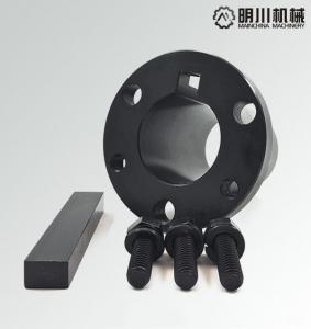 Best Heavy Duty Qd Hubs And Bushings , Locking Hub Bushing Black Phosphating Surface Treatment wholesale