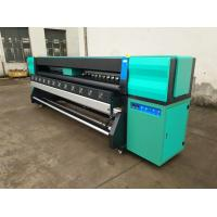 3.2m New Model Solvent Printer Outdoor Printing Machine with Konica512/Konica