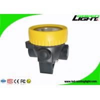 Buy cheap Customized Color LED Miners Cap Lamp 100000 Hours Life Span With Charger from wholesalers