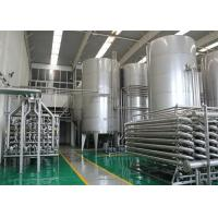 Buy cheap Bottled Complete Pasteurized Milk Processing Line for 5000l Per Hour product