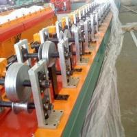 Best Aluminum Foaming Rolling Shutter Forming Machine with 0.3 to 0.5mm Thickness wholesale