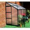 Buy cheap 4X6FT Aluminium Greenhouse from wholesalers