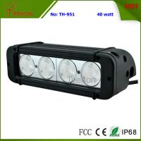 Best 40 Watt 8 Inch Single-Row CREE LED Light Bar SXS Light bar for 4X4 off-Road Vehicles wholesale