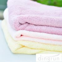 Buy cheap AZO Free 100% Cotton Bath Towels Dry Fast All Ages OEM / ODM Available product
