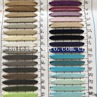 Best Resistant  PU Synthetic Leather soft leather fabric materials wholesale
