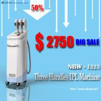 China 50% Discount sale For 560nm - 1200nm IPL Beauty Equipment hair removal on sale
