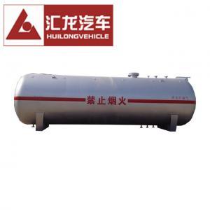 China Steel Pressure Vessel Propane Tank Trailer , Lpg Transport Tank Easy Operation on sale