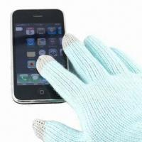 Best Touch Gloves for I phone, Made of 100% Acrylic, Available in Various Colors wholesale
