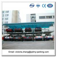 Best 2 Floor Puzzle Garage Elevator Car Parking System Hydraulic and Wire Rope wholesale