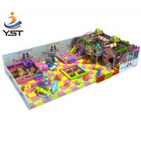 Best Custom Made Indoor Soft Play Equipment Water Resistance For Residential Area wholesale