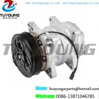 China Isuzu NPR Truck AC Compressor DKS-15CH 506011-9660 506211-6841 506211-7820 97252421 6pk 125mm on sale