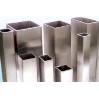 China Square Alloy Aluminum Extrusion Rectangular Tube for Decoration on sale