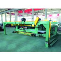 China High Precision Rotary Shear Cut To Length Line / Ctl Machine 28 Tons on sale