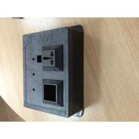 China ABS Plastic Injection Molding Service Electronic Control Box Smooth Finish on sale