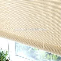 China Natural Stick Bamboo Roll Up Curtains Environmental Friendly Customized Length on sale
