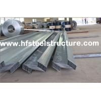 Best Wall Panels / Roll Formed Structural Steel Buildings Kits For Metal Building wholesale