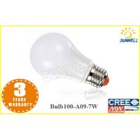 China Shopping mall led bulb replacement e27 7w led home light bulbs on sale