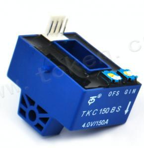 Best TKC-BS/BR Open Loop Hall Effect Current Sensor Pulsed Currents Measurement wholesale