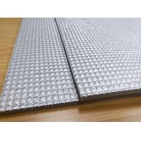 Best Enhance Heat Insulation Material Cellular Rough Clad Aluminum Strong Self Adhesive wholesale