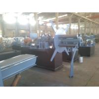 Best Galvanized Steel Pipe Making Machine High Speed Run Out Table wholesale