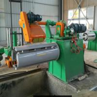 Best Automatic Metal Slitting Line Machine , Cut To Length Line Machine High Speed wholesale