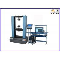 China Universal Tensile Testing Machine / Lab Testing Equipment 1 ~ 20KN Computer Servo Control on sale