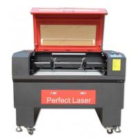 Best Water Cooling CO2 Fabric Leather Laser Engraving Machine With Double Heads 100w wholesale