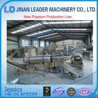 Buy cheap 2015 new Popcorn production line from wholesalers