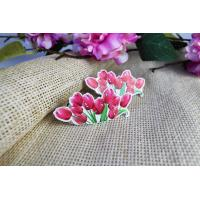 China Pretty Bowknot Girls Hair Clips , Little Girl Hair Decorative Accessories on sale
