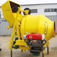 Best ISO approved good performance China 350l diesel engine cement mixer/portable wholesale