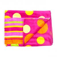 China 100% cotton reactive prited beach towel on sale
