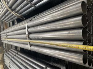 Best BS 6323-5 ERW1 Cold Drawn Cold Rolled 12M Length Carbon Steel Tubes wholesale