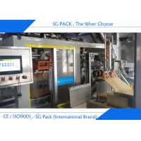 Best SGJ-ZD Wheat Flour Packing Machine , PP Woven Bag Automated Packing Machine wholesale