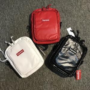 Best supreme 17ss bags sports bag travelling bag crossbody bag   Messenger bags wholesale