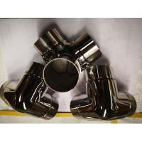 Cheap SS201 / SS304 Butt Weld Fittings Durable High Precision For Pipe Carrier for sale