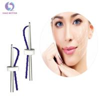 China Beauty Thread Face Lift 3D COG Barbed Sharp Needle Disposable Cannula on sale