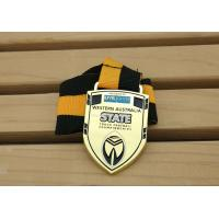 China Zinc Alloy Custom Finisher Medals , Sport Medallion Australia Carneval Germany Medals on sale