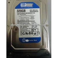 Best 320GB WD 3.5 inch internal hard drive - caviar blue / SATA 7200 rpm hard drive wholesale