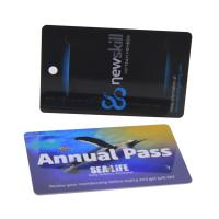 Best TK4100 RFID Smart Membership Card , Contactless Chip Card For Time Attendance wholesale