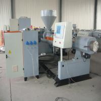 Quality High Efficiency PP Plastic Pellet Machine With Gloosy Surface for sale