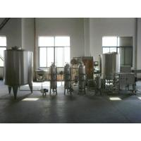 China Ozone Generator Sewage Water Treatment Plant for Beverage Industry 1T-30T Capacity on sale