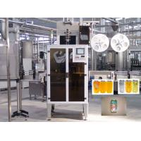 China Automatic carbonated bottle soda can filling machine high efficiency on sale