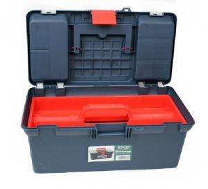 China Custom Heavy Duty Plastic Tool Box/ Storage Tool Box product on sale