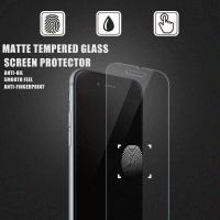 Best IPhone 6s Plus Tempered Glass Matte Screen Protector Anti - Reflex High Clarity wholesale