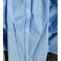 China Eco Friendly Disposable Medical Gowns / Disposable Protective Wear Non Toxic on sale